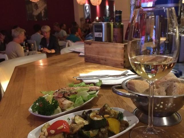 . Catering  Restaurant  Tapas bar  Wine bar Yamas meze  Bochum